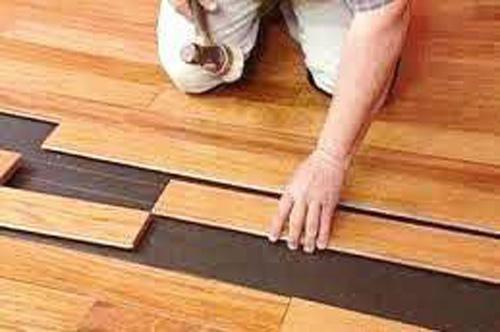 Colocação de piso pronto