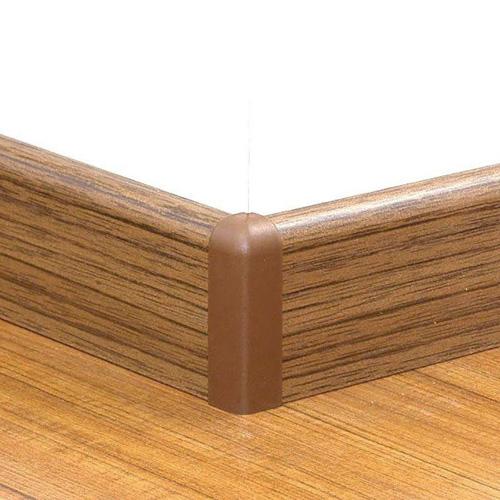 Rodapé de madeira durafloor