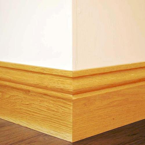 Rodapé de madeira valor