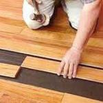 Piso pronto de madeira